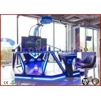 Quality Space Walking Platform Movie Theater Equipment HTC Walking 9D VR XD Cinema Virtual Reality Simulator wholesale