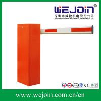 Best car parking barrier for parking system and toll station Controlled By Remote Controller wholesale