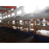 Quality 400 Ton Servo Hydraulic Hot Press Molding Machine For Composite Material wholesale