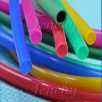 Quality Colored Soft Flexible Silicone Tubing 0.5-100mm OD Range FDA LFGB Approved wholesale