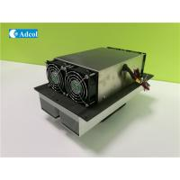 Quality Electrical Thermoelectric Air Conditioner 120W 24V DC Semiconductor Technology wholesale