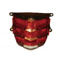 Quality ABS Motorcycle Driving Lights , Performance Motorcycle Parts Motors Tail Lamp wholesale