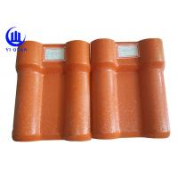 New Type ASA PVC Syntetic Resin Roof Tile Board Plastic Bamboo Roofing Sheets