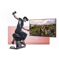 Black VR Exercise Equipment Horse Riding Simulator 9D Indoor Shooting Game
