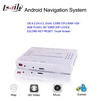 Plug / Play Android Navigation System Network Map Received / Send E - Mail