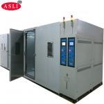 Quality Single Door Programmable Control High Temperature Aging Test Room RT+15 Deg C to 150 Deg C wholesale