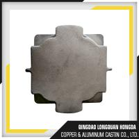 ADC 12 High Pressure Aluminum Die Casting Parts For Auto Parts ISO9001 Approved