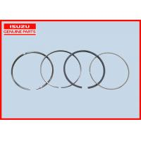 Quality FVR 6HK1  Isuzu Piston Rings 8980401250 0.1 KG Net Weight Small Size wholesale