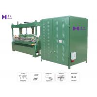 Quality Two Lines Continue Curtain Plastic Welding Machine With Tooling Positioning Fixture wholesale