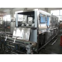 Best 5 Gallon / 3 Gallon Water Bottle Filler Machine Stainless Steel Water Production Line wholesale