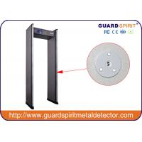 Best Sound Alarm Door Frame Metal Detector To Check Gun Knife Etc For Security wholesale