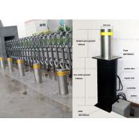 Best Full Automatic Hydraulic Bollards For Security , Hydraulic Rising Bollards wholesale