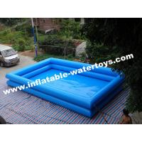 Quality Best Price Giant Inflatable Water Pools with PVC Tarpaulin Material for Summer Sports Game wholesale