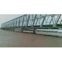 Prefabricated Steel Truss Bridge with Hot - Dip Galvanized Surface Protection