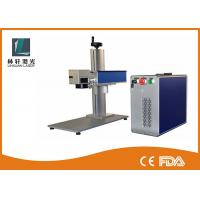 Quality High precision low cost 10w 20w 30w 50w Fiber Laser Marking Machine/system For China factory supply wholesale