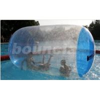 0.8mm or 1.0mm PVC Material Inflatable Roller Ball For Pool Or Lake