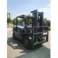 Quality 3 Stage Mast Forklift / Warehouse Lifting Equipment 500mm Load Center wholesale