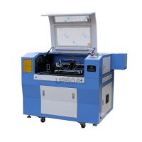 700*500mm Invitation Card Greeting Card Co2 Laser Cutting Machine with Rotary Axis