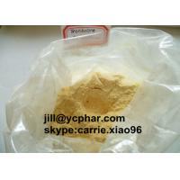 Quality Legal Anabolic Steroid Powder Trenbolone Hexahydrobenzyl Carbonate CAS 23454-33-3 wholesale