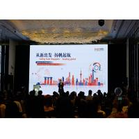 Best High Resolution Stage LED Screen Super Thin Slim Small Pixel Indoor Led Video Wall wholesale
