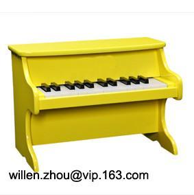 Best 25-Keys upright Toy Piano (WM-P2502YE) wholesale