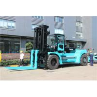 Quality 900mm Load Center 30 Ton Forklift , Container Big Forklift Trucks For Airports wholesale