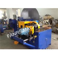 Quality Air Spiral Tube Forming Machine For Two Kinds Of Molds With Computer System wholesale