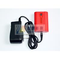 Quality Rechargeable 2600mAh Li-ion Heated Jacket Battery For Motorcycle Gloves wholesale