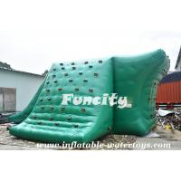 Best Commercial use Inflatable Water Slide Water Floating Tool in the Size of 8Lx8Wx3Hm for Water Park Use wholesale