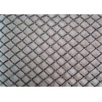 2000 Filtration Accuracy Crimped Wire Mesh / Mine Sieving Mesh Heat Resistant