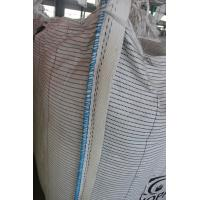 1 Ton Conductive Big Bag Groundable For Anti - Static Pp Fabric , 5-1 Safety Factor