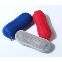 hot zipper spectacle case for eyewear protecting  for wholesale