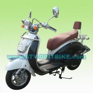 EEC Scooter 50qt-E2