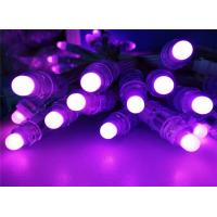 Best RGB Full Color Led Pixel Lights 12MM Led Pixel Strings 0.3W IP67 Internal Protection wholesale