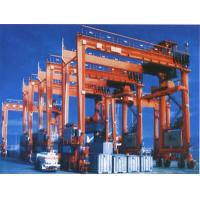 Rubber Tired Gantry Container Crane