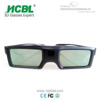 Quality Light Weight TV 3D Active Shutter Glasses For Sign Acceptable By Bluetooth wholesale