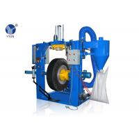 Quality Two In One Tyre Buffing Machine / Tire Buffing Equipment For Tire Recapping wholesale