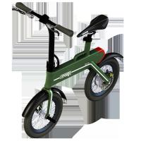 "Best Green Power Foldable Electric Scooter , 12"" Electric Wheel Bike wholesale"