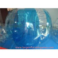 Best Kids / Adults Inflatable Bubble Ball Great Workmanship For Soccer Ball wholesale