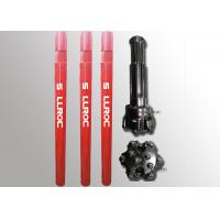 Low Air Pressure Down The Hole Hammer HBR Series For Shank BR1 BR2 BR3
