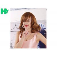 Quality Private Label Heat Resistant Synthetic Hair Wigs With Customization wholesale