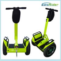 Adults 2 Wheel Electric Scooter / 2 Wheeled Motorized Scooter 43cm Vacuum