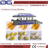 Quality automatic snacks pellet frying machine wholesale