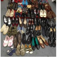 Grade A and sorted used shoes