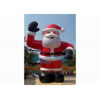 Best Popular Giant Advertising Balloons Santa Claus Helium Ballon For Decoration wholesale