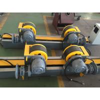 Quality Single Drive Pipe Supports Stands Turning Speed Range From 0.1 – 1 M / Min wholesale