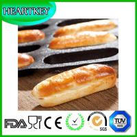 Professional Supplier Sub Roll Flexipan Perforated Silicone Bread Form