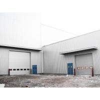 Quality Automatic Industrial Sectional Garage Doors With PVC Window And Sandwich Panel Steel wholesale