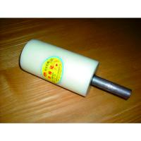 Quality Low Noise Conveyor Guide Rollers Used In Power Industrial With LYC Bearing wholesale