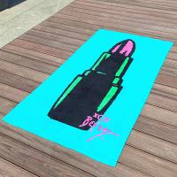Custom Sexy Lips Sticks Large Advertising Promotional Beach Towel Betsey